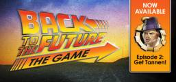 Back to the Future: Ep 2 - Get Tannen! Game