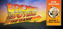 Back to the Future: Ep 3 - Citizen Brown Game