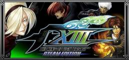 THE KING OF FIGHTERS XIII STEAM EDITION Game