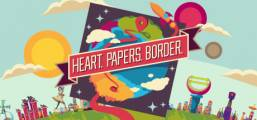 Heart. Papers. Border. Game