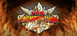 Fire Pro Wrestling World Game