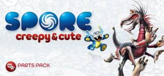 SPORE™ Creepy & Cute Parts Pack