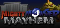 Mighty Monster Mayhem Game