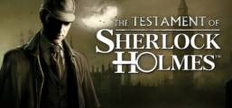 The Testament of Sherlock Holmes Game