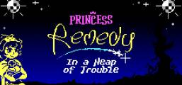 Princess Remedy In A Heap of Trouble Game