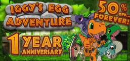 Iggy's Egg Adventure Game