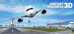 Airport Madness 3D Game