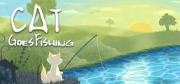 Cat Goes Fishing Game