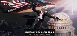 Make America Great Again: The Trump Presidency Game