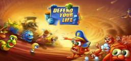 Defend Your Life: TD Game