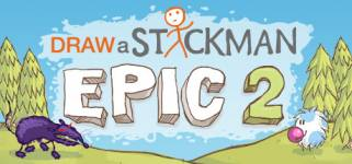 Game 🎮 Draw a Stickman: EPIC 2 for Windows PC  Get Links