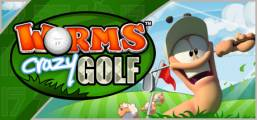 Worms Crazy Golf Game