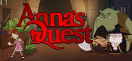 Anna's Quest Game