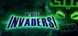 8-Bit Invaders! Game