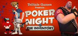 Poker Night at the Inventory Game