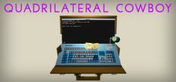 Quadrilateral Cowboy Game
