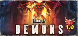 Book of Demons Game