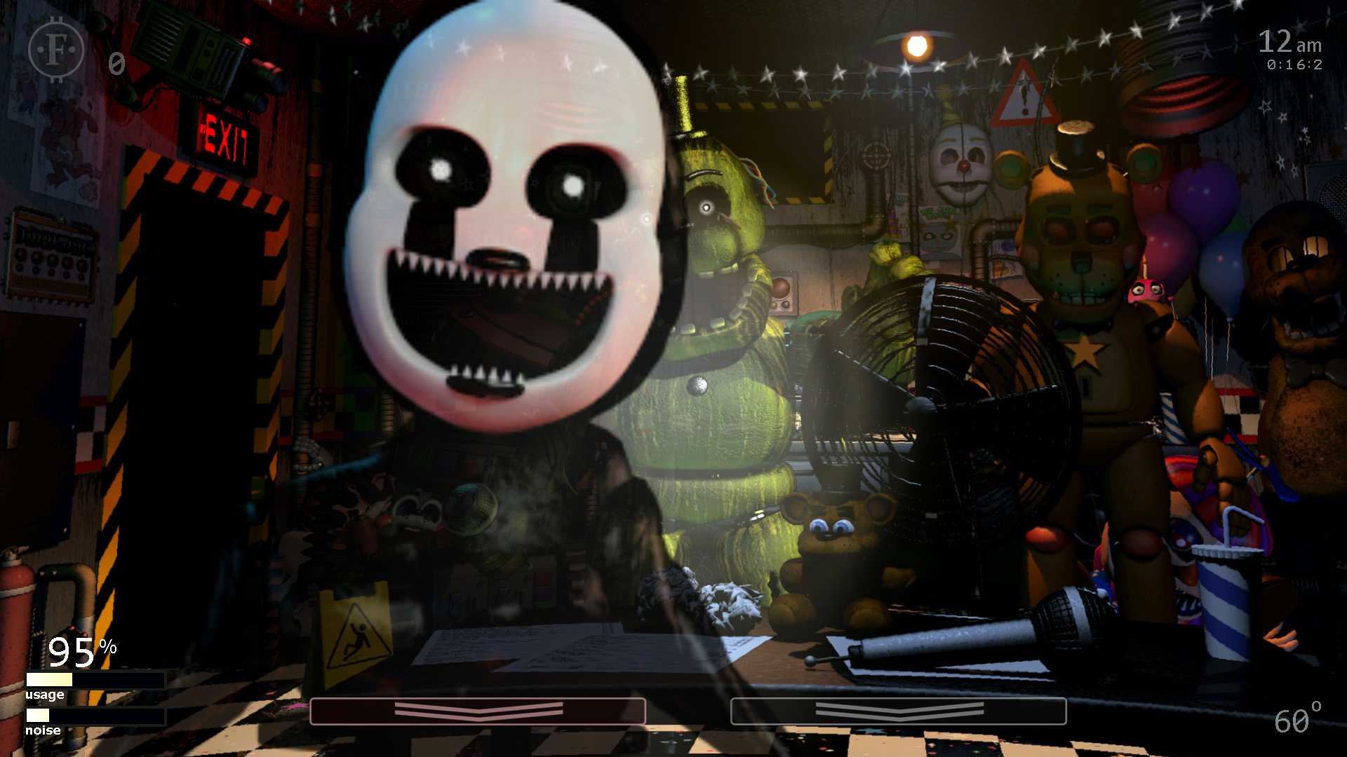 Five Nights At Freddy's: Even Creepier in VR - Games Mojo Blog