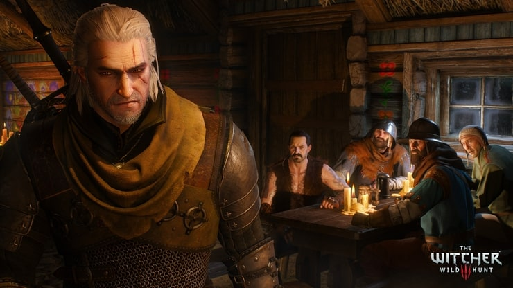 The Witcher 3: Wild Hunt game screenshot